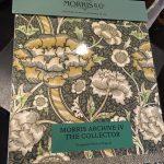ウィリアムモリスの本の表紙