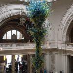 ヴィクトリア&アルバート博物館の中の様子