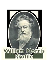 ウィリアムモリスの肖像画