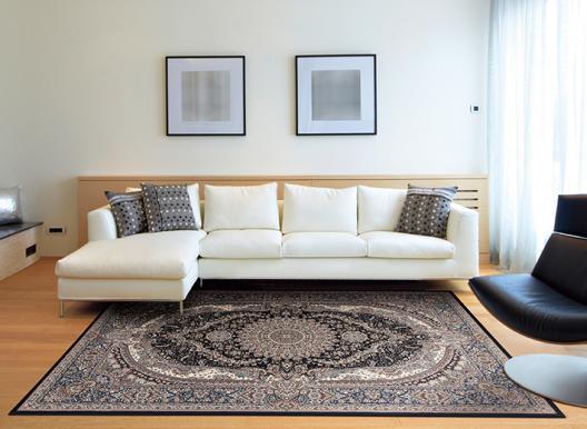 絨毯を敷いている部屋